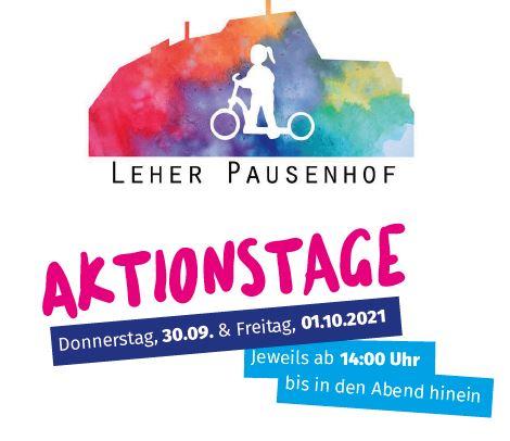 Aktionstage Leher Pausenhof