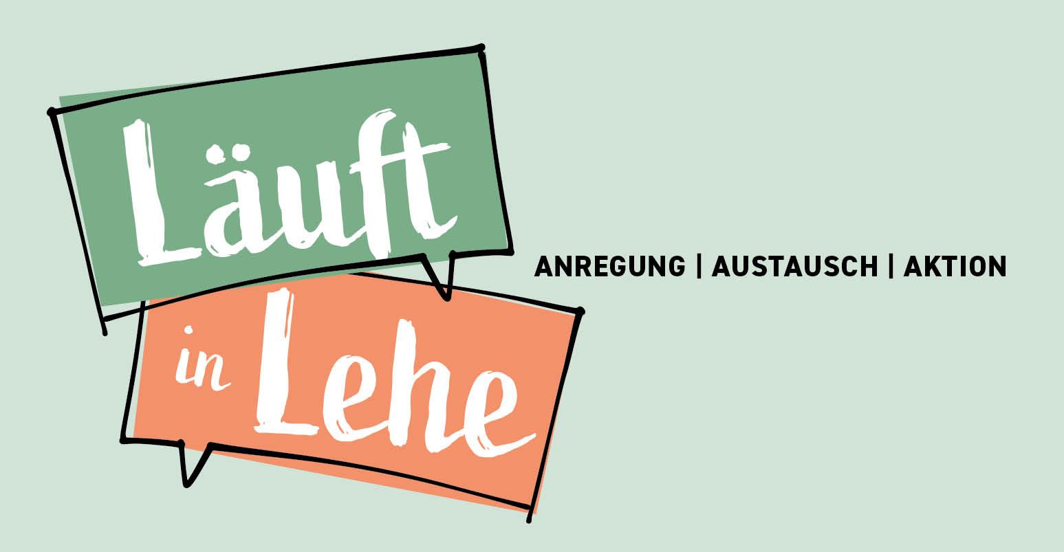 """""""Läuft in Lehe""""am 12.10. – Thema: VIELFALT"""